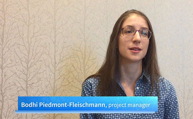 Bodhi Piedmont-Fleischmann discusses the New York landfill crisis.