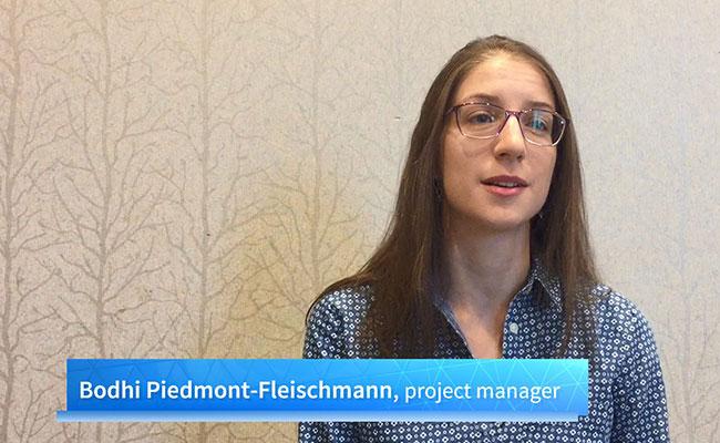 Bodhi Piedmont-Fleischmann discusses the New York landfill crisis.