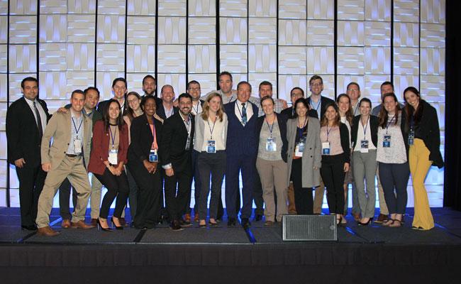 Tetra Tech's Leadership Academy Class of 2018 Graduates at ...