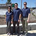 Tetra Tech Albion Riverside Park project team members