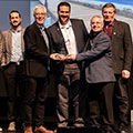 Tetra Tech engineers receive 2019 Regional Recognition award.