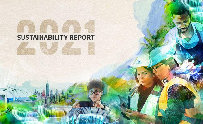 Tetra Tech's 2021 Sustainability Report