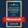 Tetra Tech is recognized as one of America's Most Responsible Companies 2021 by Newsweek.