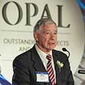 Dr. Harry Poulos of Coffey, A Tetra Tech Company, Wins ASCE OPAL Award