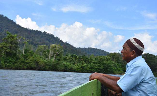 Partnering with local conservation champions in Indonesia