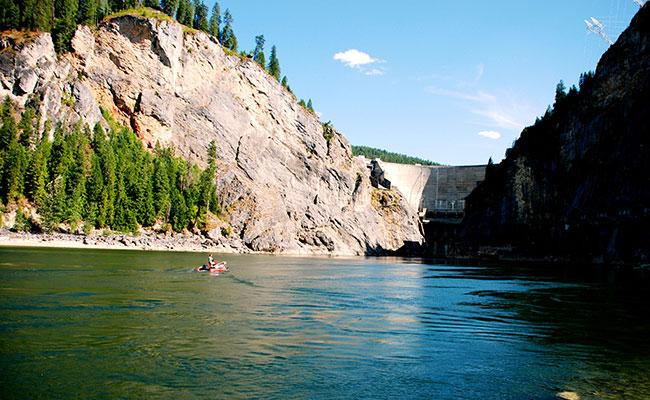 Boundary Dam