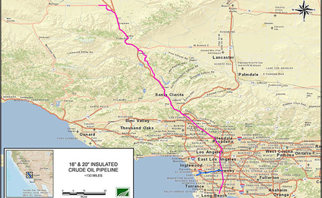 California Pacific Pipeline