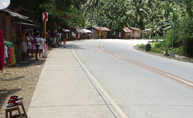 Tetra Tech supported 222 kilometers of roadway improvements in the Philippines.