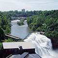 Rochester, NY, Hydroelectric Tunnel