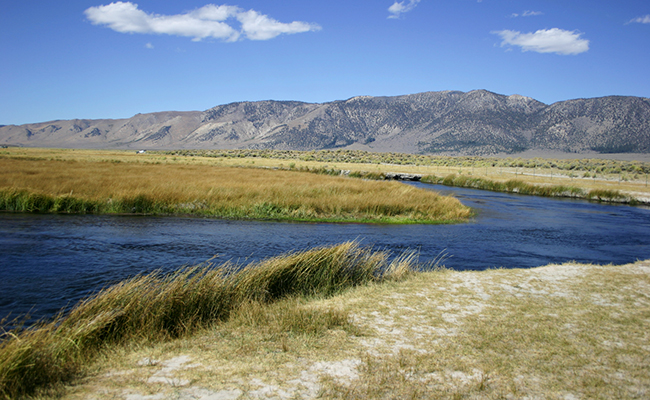 Climate Change Study on Los Angeles Aqueduct System