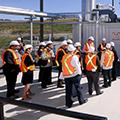 Hydro Quebec Ste-Cecile-de-Milton Biogas Project