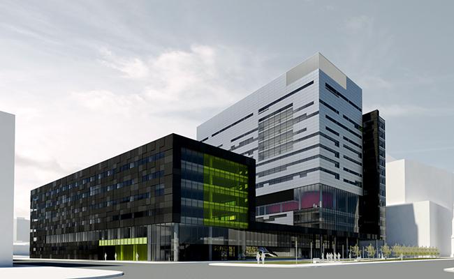 Montreal University Hospital