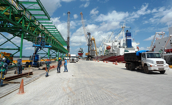 Port of Itaqui