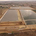 Tetra Tech's master plan included a new sewer interceptor and treatment ponds in in Lusaka, Zambia