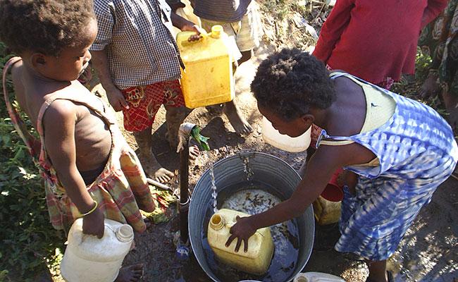 Lusaka Water and Sanitation Project, Zambia