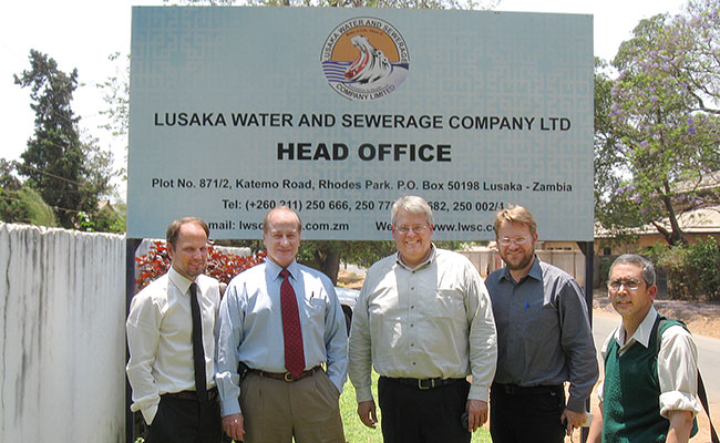 Zambia Sanitation Planning Support