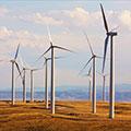 Glenrock Seven Mile Wind Wyoming