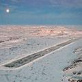 Airship Hope Bay Mine Nunavut