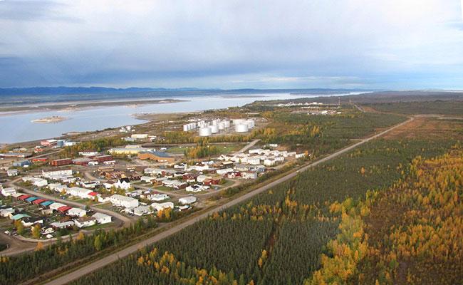 Mackenzie Valley Highway
