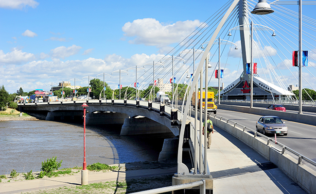 Provencher Paired Bridges