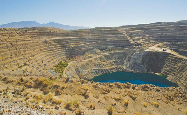 Rosemont Greenfield Mining Tucson