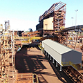 BHP Billiton Iron Ore Nelson Point Port