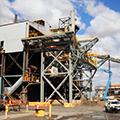 Kalgoorlie Nickel Smelter Aisle