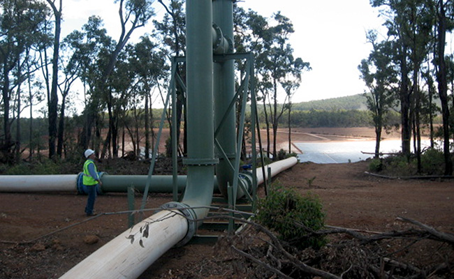 Boddington Gold Mine Water Management