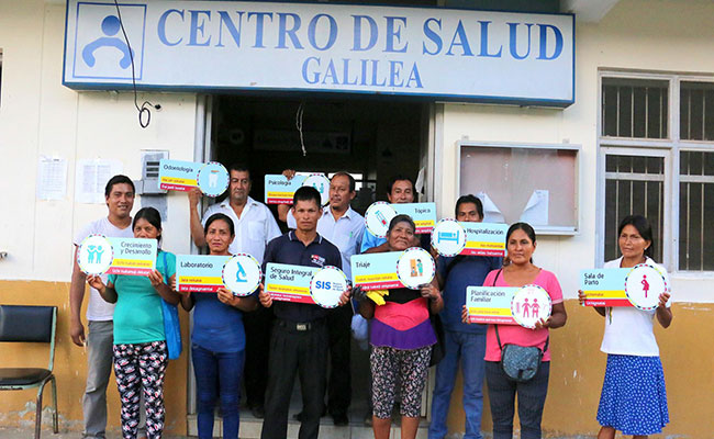 PRODES III is improving public services in Peru.