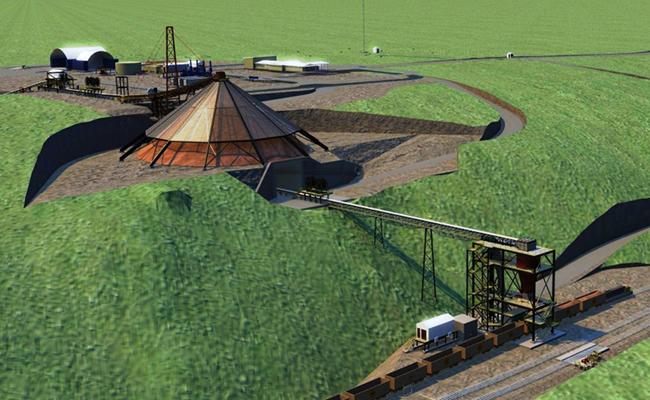 Koumbia Bauxite Definitive Feasibility Study