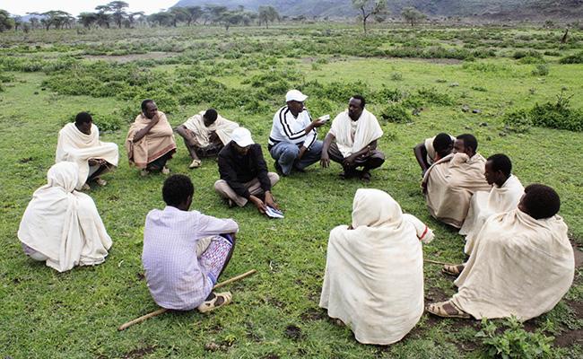Ethiopia Land Administration
