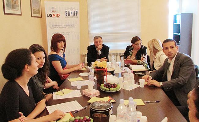 Government Strengthening, Armenia