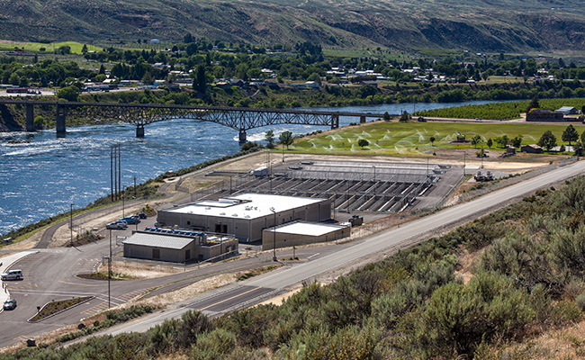 Chief Joseph Hatchery Design & Construction Oversight
