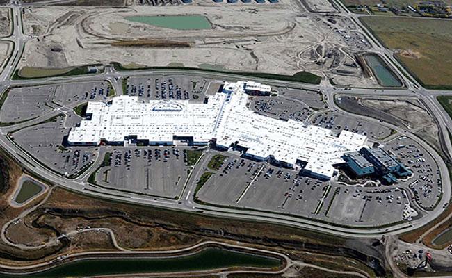CrossIron Mills Mall Development