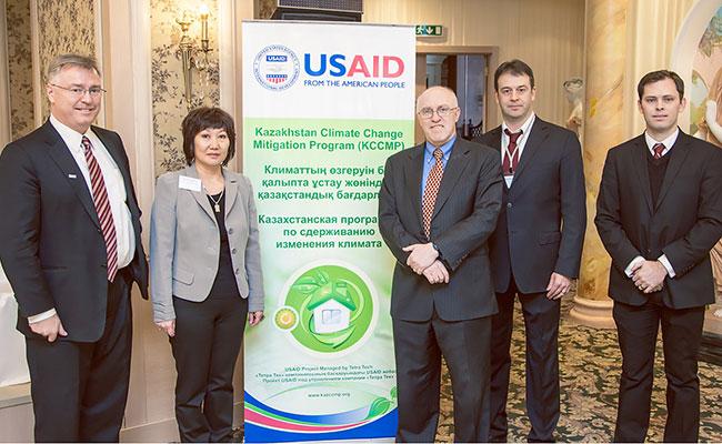 Kazakhstan Climate Change Mitigation Program