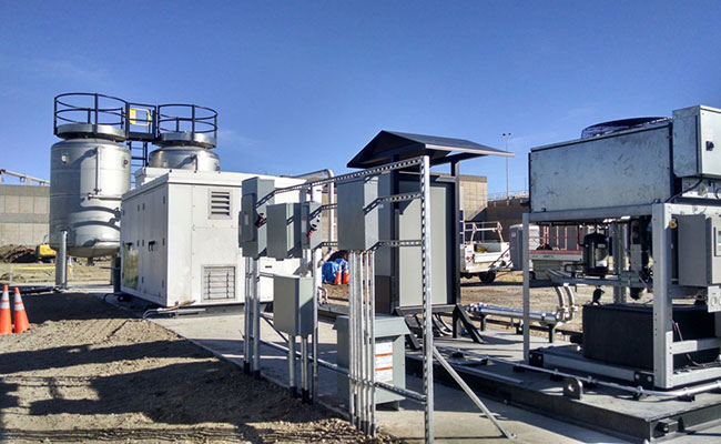 Wastewater-derived Biofuel from Persigo Wastewater Treatment Plant, Colorado