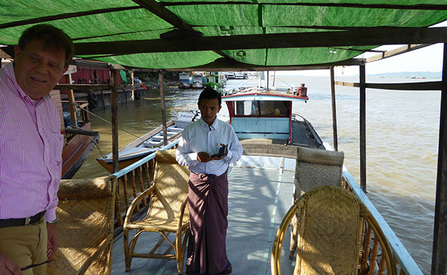 Public-private Partnership Best Practices Workshop in Naypyidaw, Myanmar