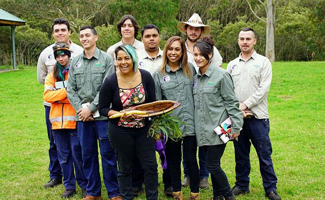 Aboriginal Riverkeeper Team, Georges River, Sydney Australia - Tetra