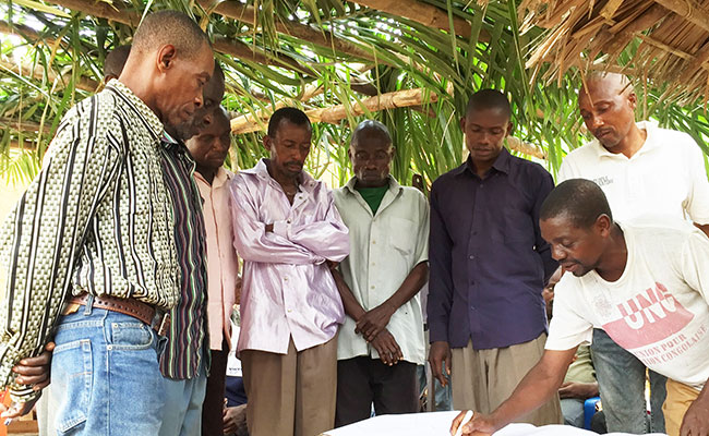 Tetra Tech is assessing opportunities in the DRC to improve agricultural land use and reduce greenhouse gas emissions.