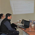 ProVoces project staff work on developing a self-assessment tool with the Special Prosecutor for Crimes against Freedom