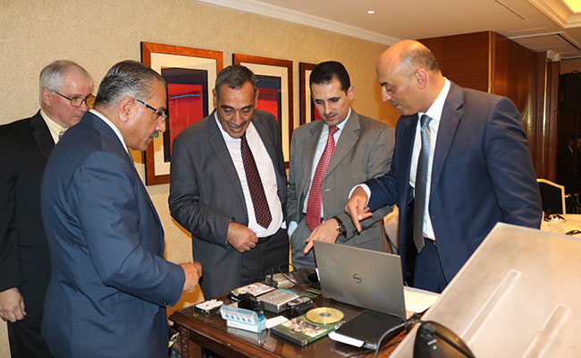 Cybercrime and electronic evidence workshop in Jordan