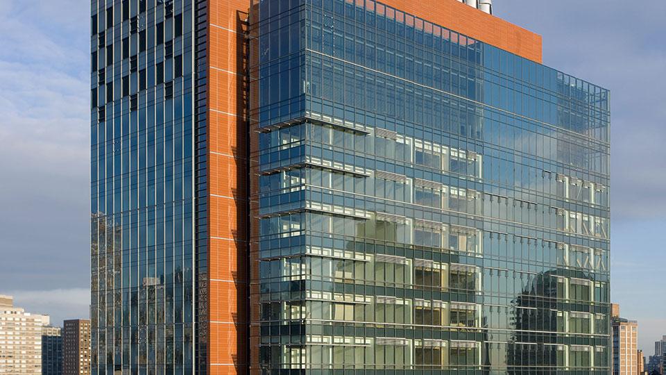 Memorial Sloan-Kettering Cancer Center in New York, New York.