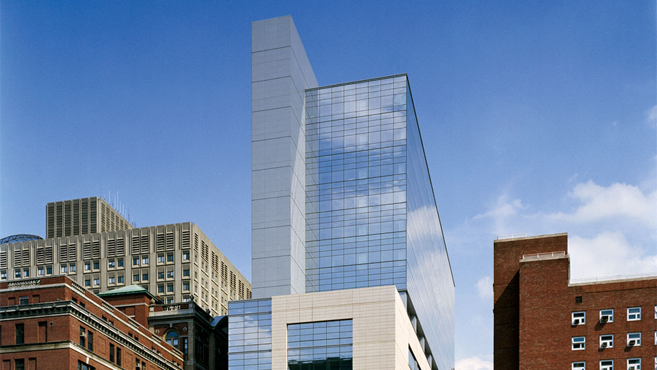 DNA Laboratory Building, New York City Office of the Chief Medical Examiner