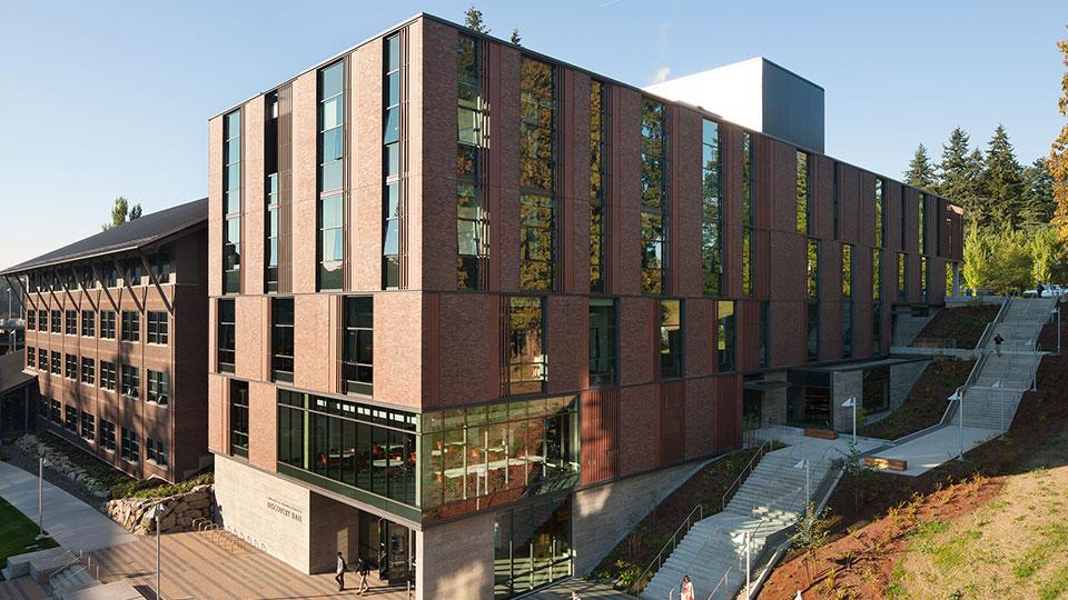 University of Washington Bothell, Discovery Hall