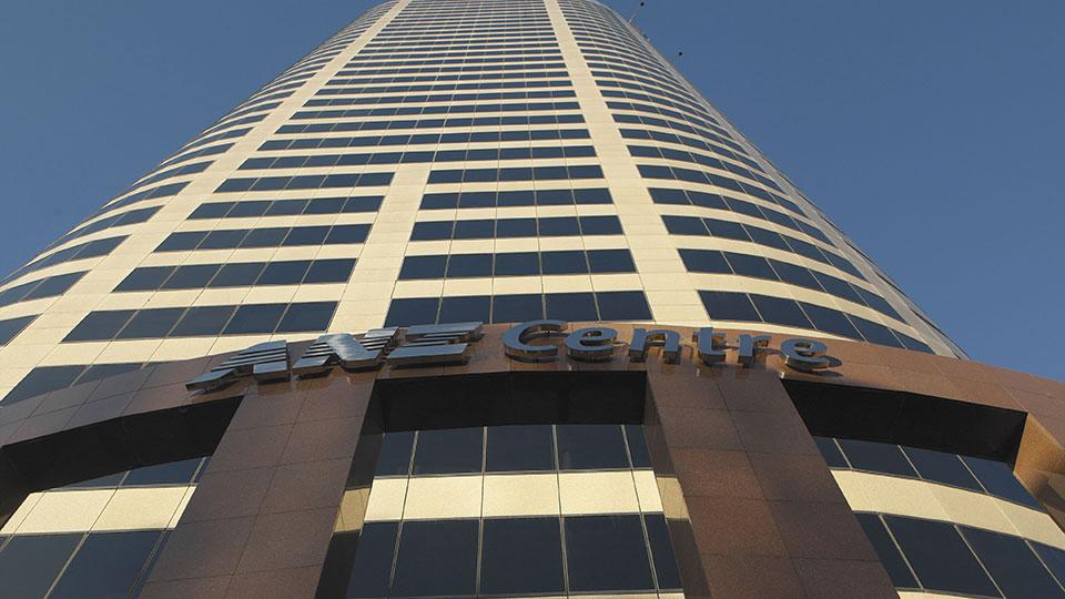ANZ Building external view