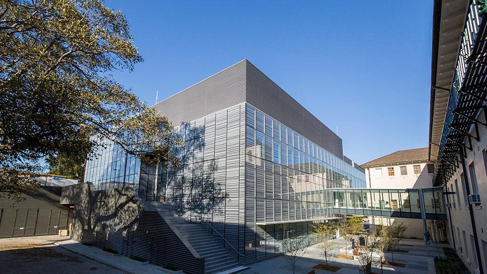 University of Sydney Nanoscience External view
