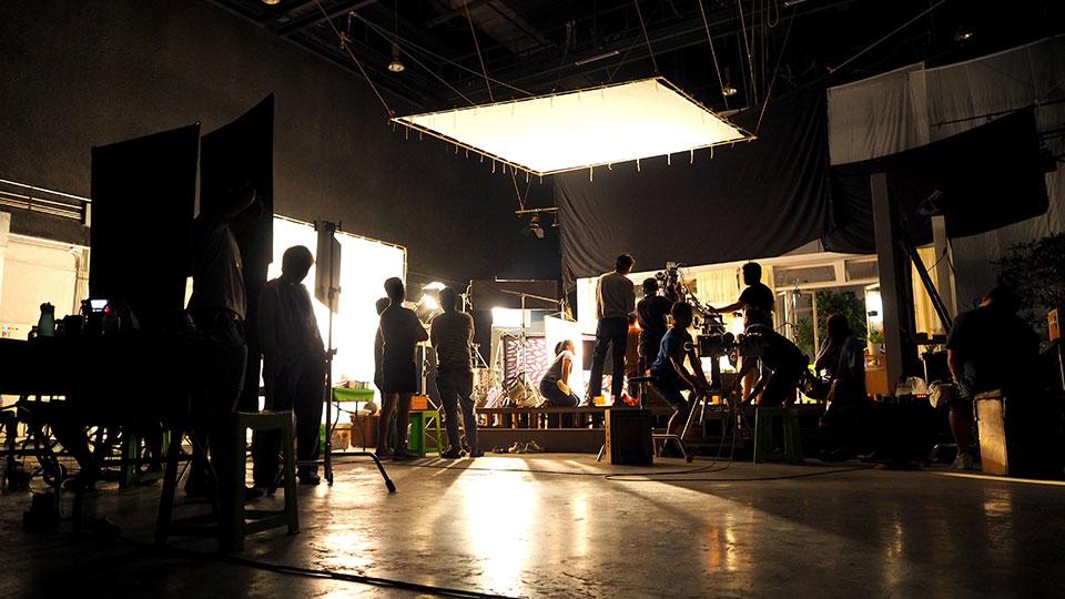 Auckland Film Studios in New Zealand