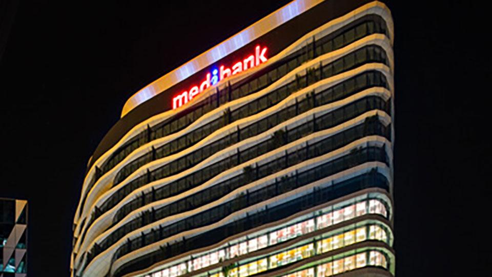 Medibank, Melbourne 720 Bourke exterior