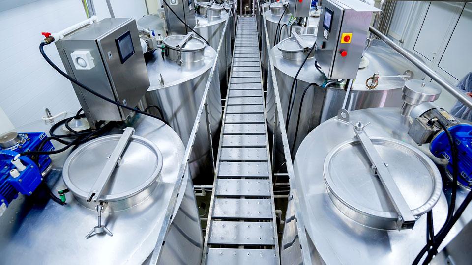 Peters Ltd. Food Processing Plant in Balcatta, Australia.