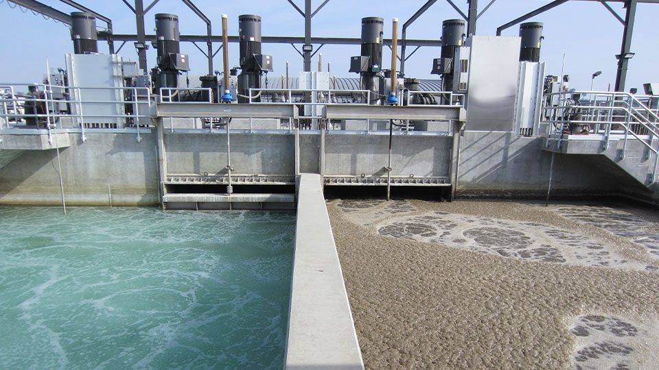 Recycling Wastewater Plant Expansion